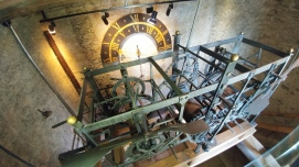 Clock mechanism,