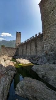 Towers of Castelgrande.