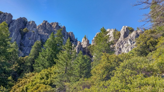 Crags at Indian Springs.